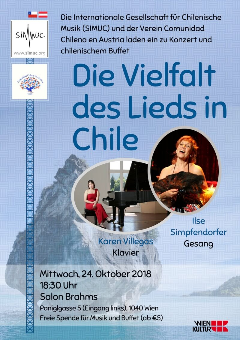 SIMUC-Concert: The Diversity of Chilean Art Song
