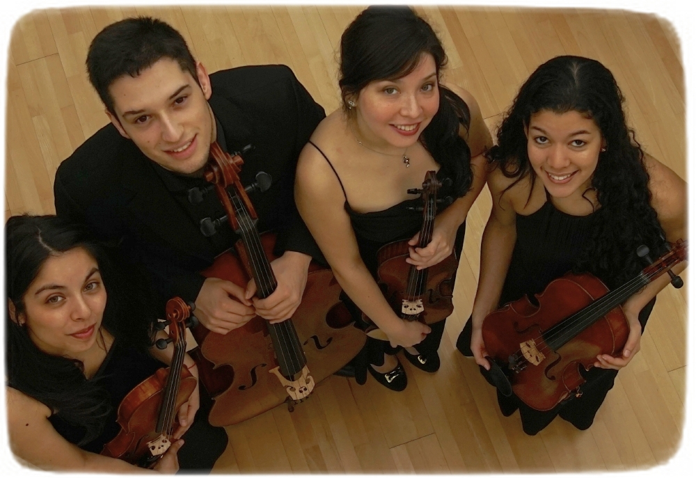 Latin Strings Quartet